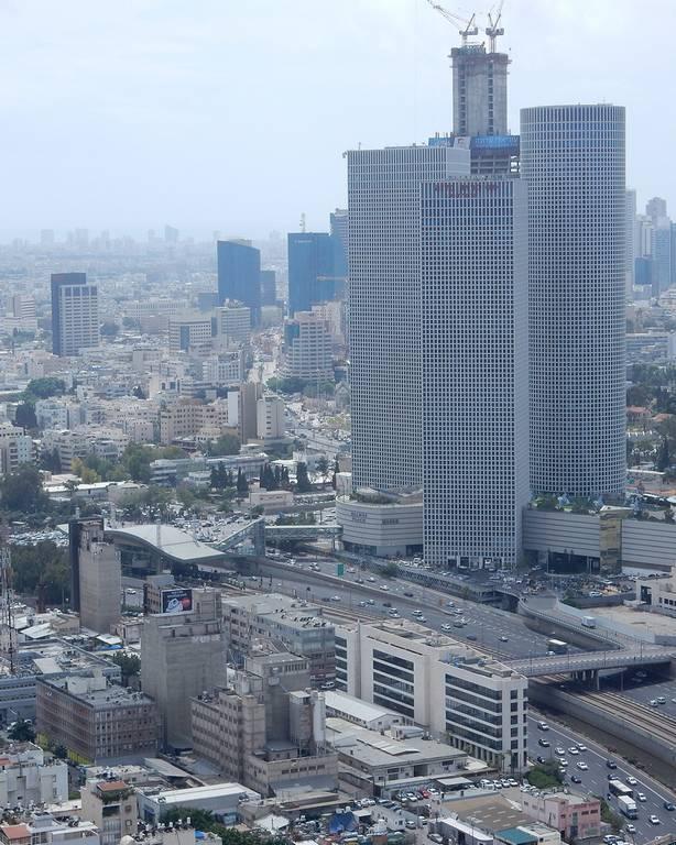 חווית המגורים בלב תל אביב