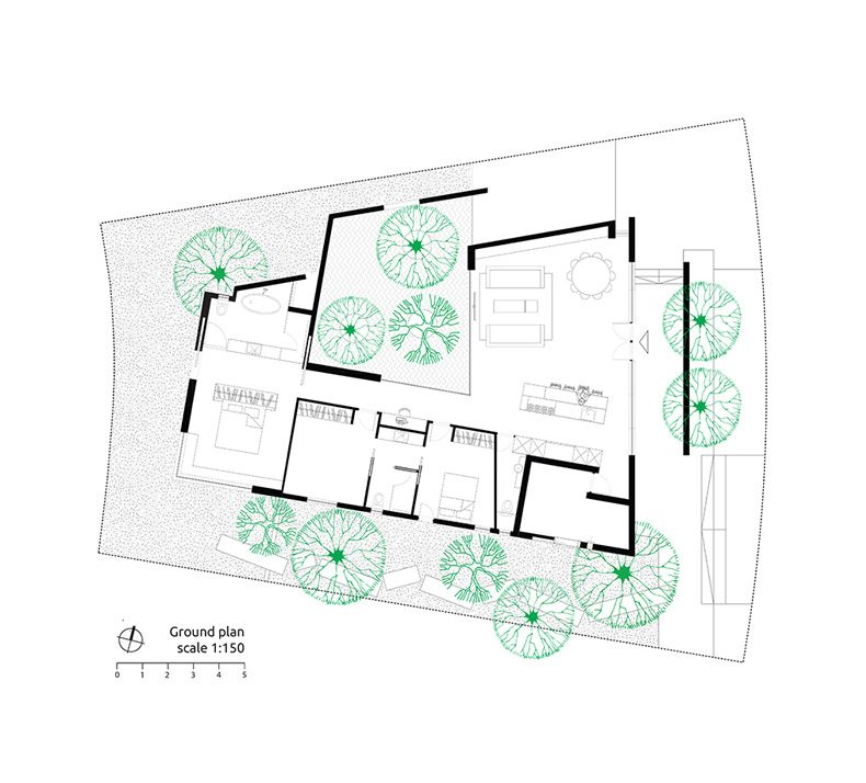 The Concept Of The Inner Courtyard