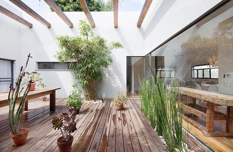 עיצוב ותכנון בית פרטי