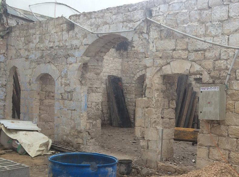The Investigation's Process – A New Project In Safed
